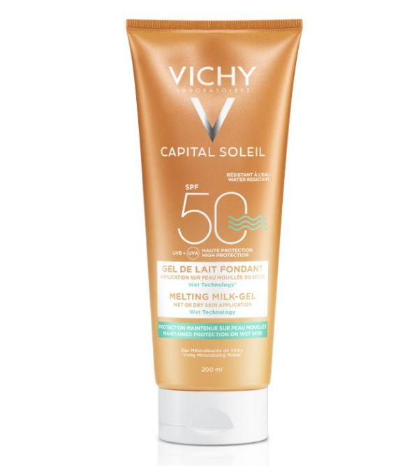 Capital Soleil Milk-Gel SPF 50 | 200 ml