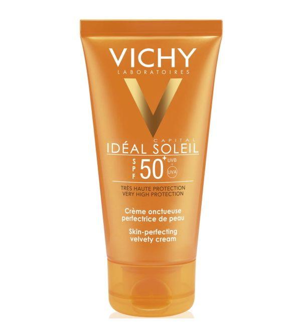 Idéal Soleil Crema SPF 50+ Skin-perfecting velvety cream | 50 ml