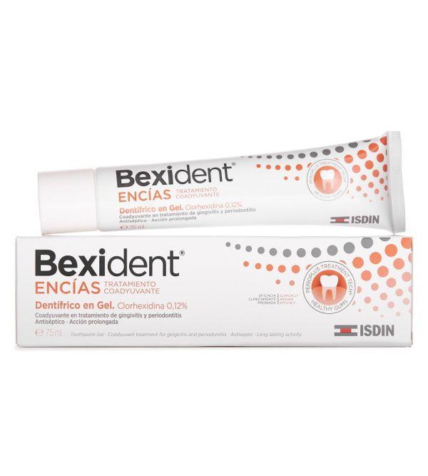 Bexident Encías Clorhexidina Tratamiento Gel Dentífrico   75 ml