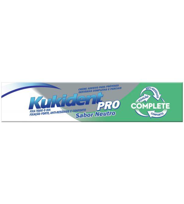Pro Complete Crema Adhesiva Premium Sabor Neutro 47 ml