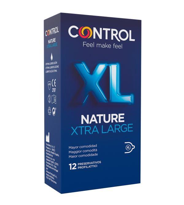 Nature XL 12 Preservativos