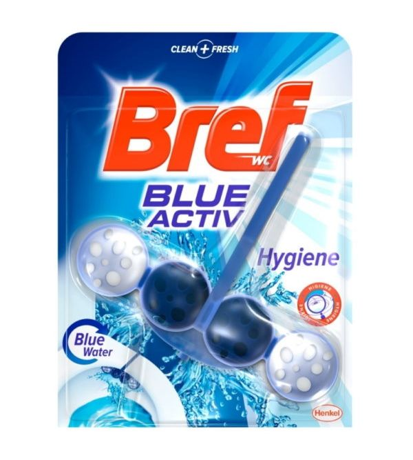 Desinfectante WC Power Activ Blue Activ