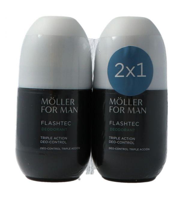 Flashtec Desodorante   75 ml