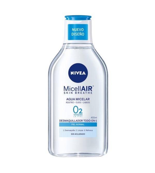 MicellAIR Agua Micelar Piel Normal | 400 ml