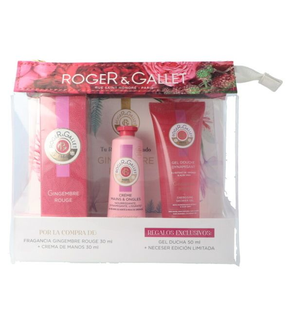 Neceser Gingembre Rouge   30 ml