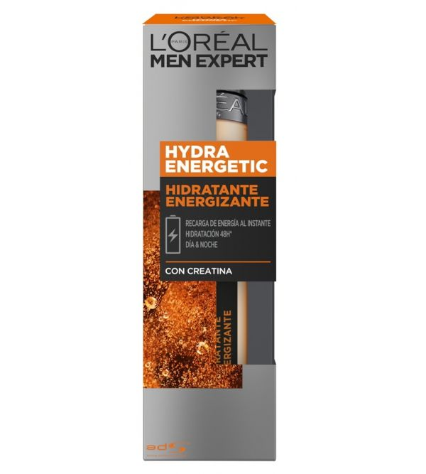 Hydra Energetic Lotion Energizante con Creatinina   50 ml
