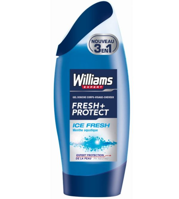 Gel Ducha Fresh + Protect Ice Fresh 250 ml