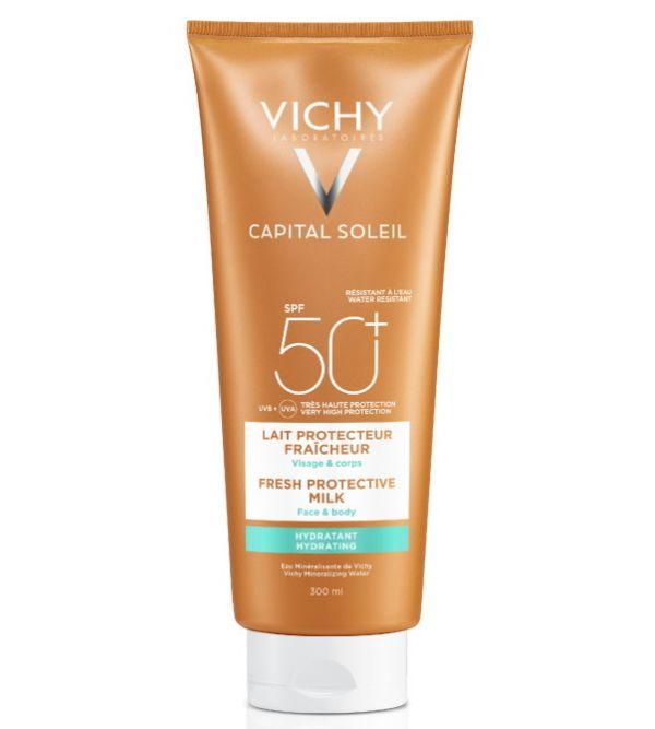Capital Soleil Milk SPF 50+ | 300 ml