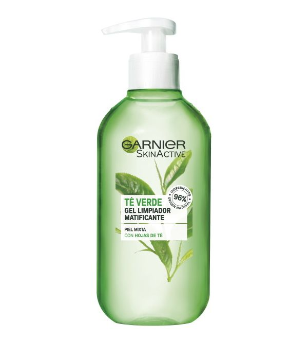 Gel Limpiador Botánico con Hoja de Té Verde 200 ml