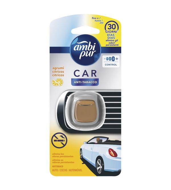 Car Anti-Tabaco