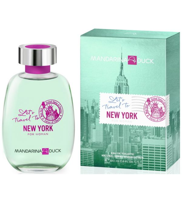 Lets Travel To NY Woman 100 ml