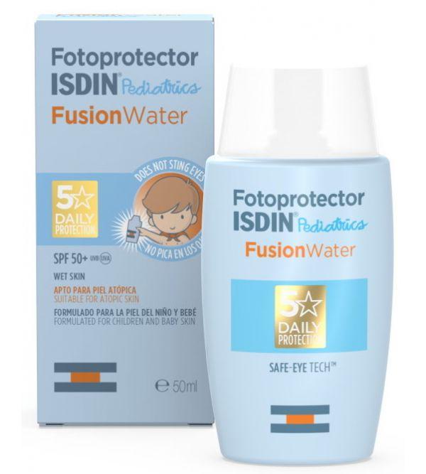 Fotoprotector Pediatrics Fusion Water SPF 50+ | 50 ml
