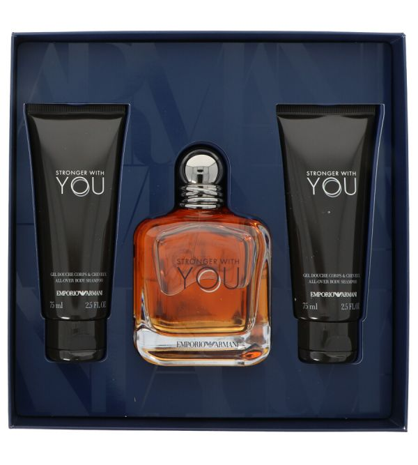 Estuche Stronger With You EDT
