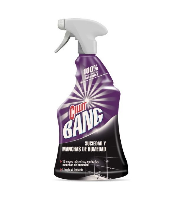 Suciedad y Manchas de Humedad Limpiador en Spray   750 ml