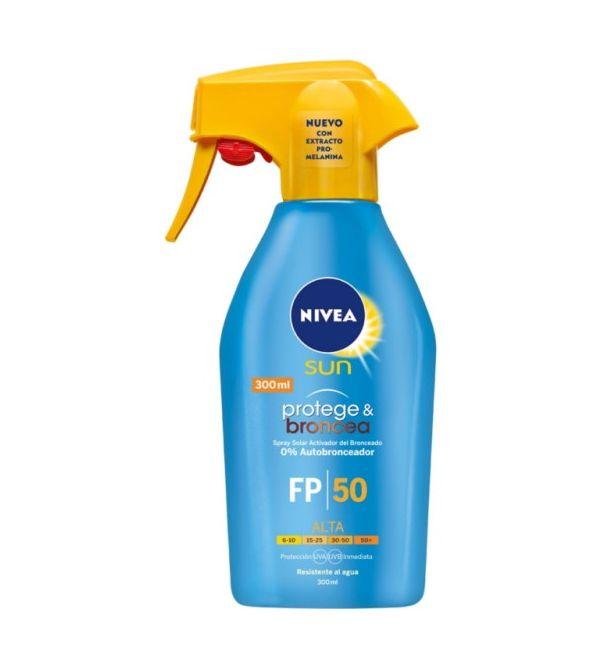 Nivea Sun Protege & Broncea SPF 50