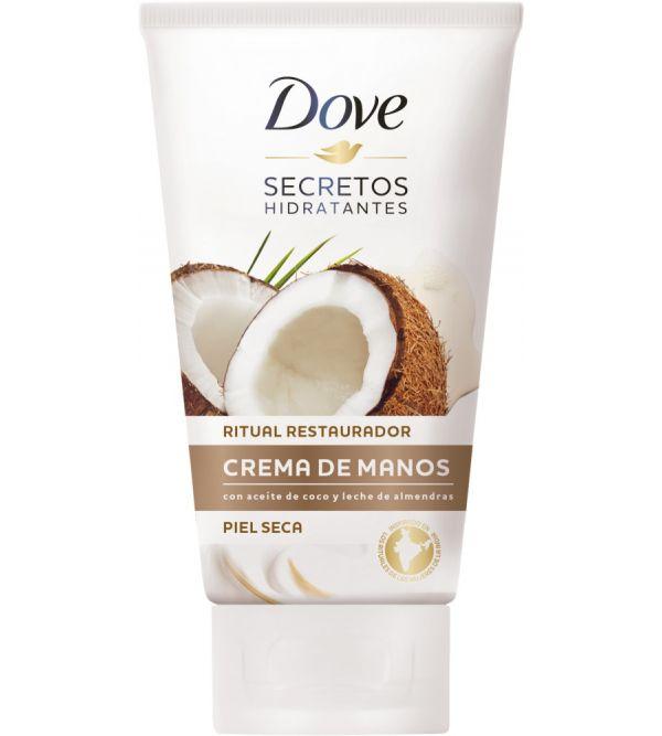 Crema de Manos con Aceite de Coco | 75 ml
