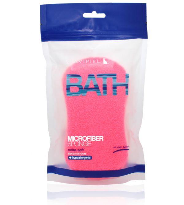 Bath Microfiber Sponge