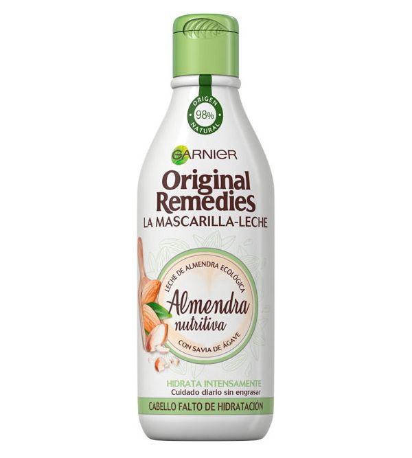 Mascarilla Leche de Almendras Nutritiva | 250 ml