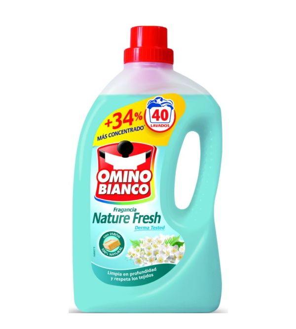 Nature Fresh 40 lavados