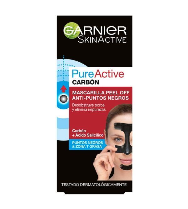 Pure Active Mat Control Peel off 3 en 1 Carbón | 50 ml