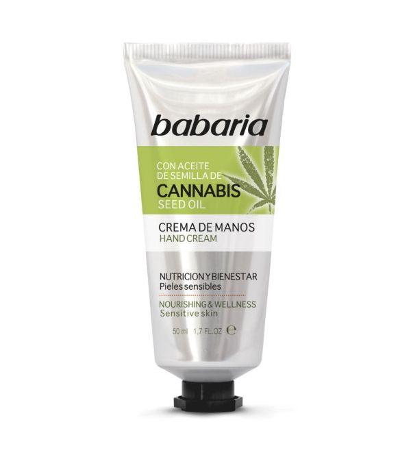 Crema de Manos Cannabis | 50 ml