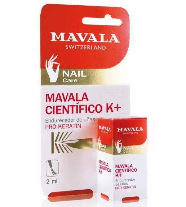 Científico K+ Endurecedor de Uñas | 2 ml