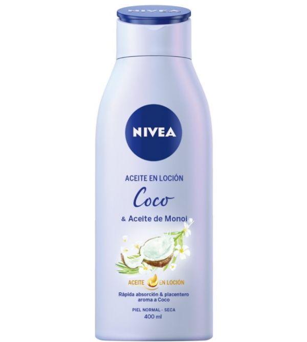 Aceite en Loción Coco & Aceite Monoi | 400 ml