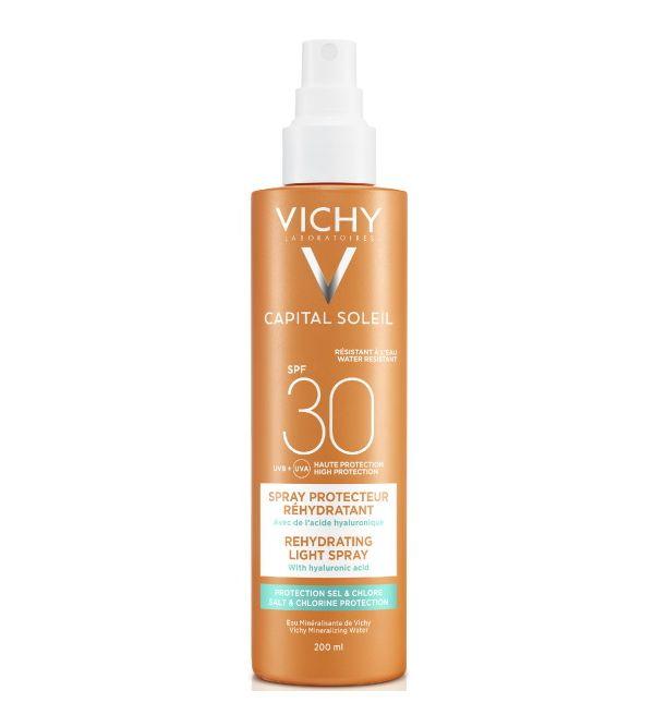 Capital Soleil Beach Protect Antideshidratación SPF 30 | 200 ml