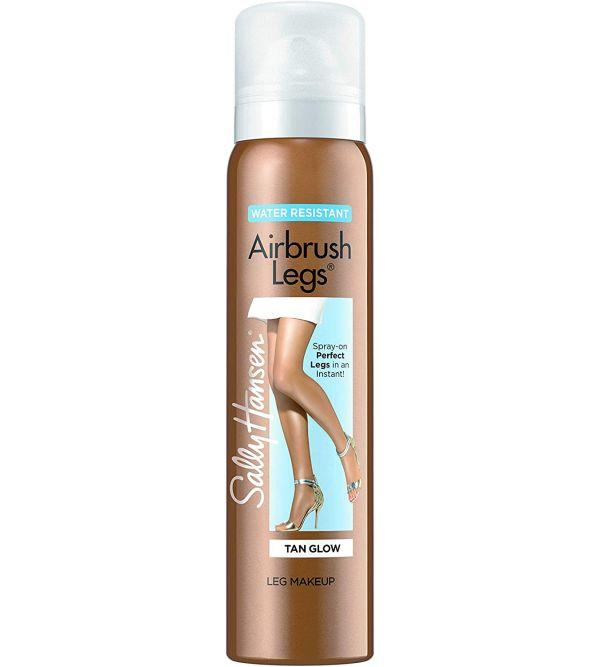 Airbrush Legs Tan Glow 03