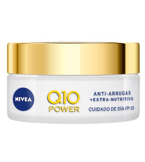 Q10 Power Antiarrugas Extra-Nutritiva Crema De Día | 50 ml