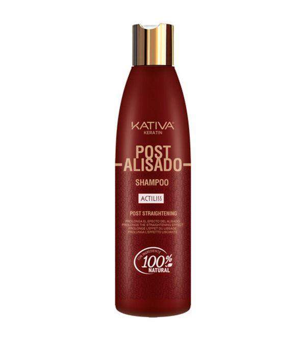 Keratin Post Alisado Shampoo | 250 ml