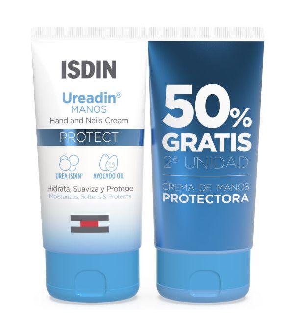 Ureadin Dúo Crema de Manos Protect 2x50 ml