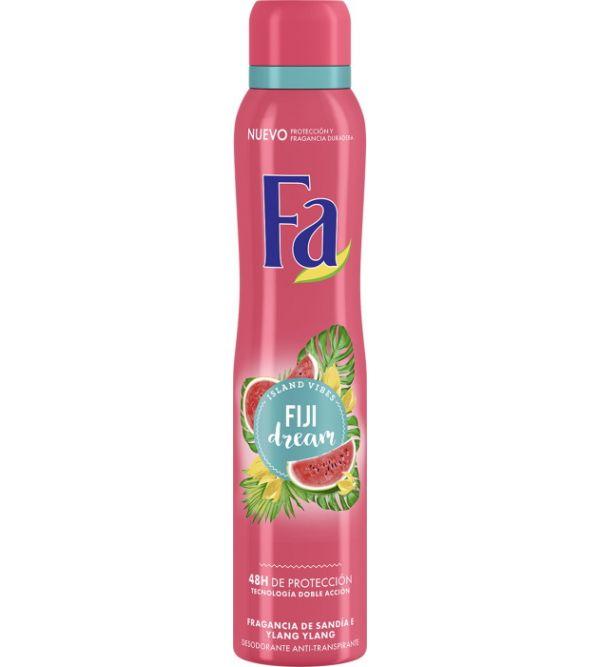 Desodorante Spray Fiji Dream 48H   200 ml