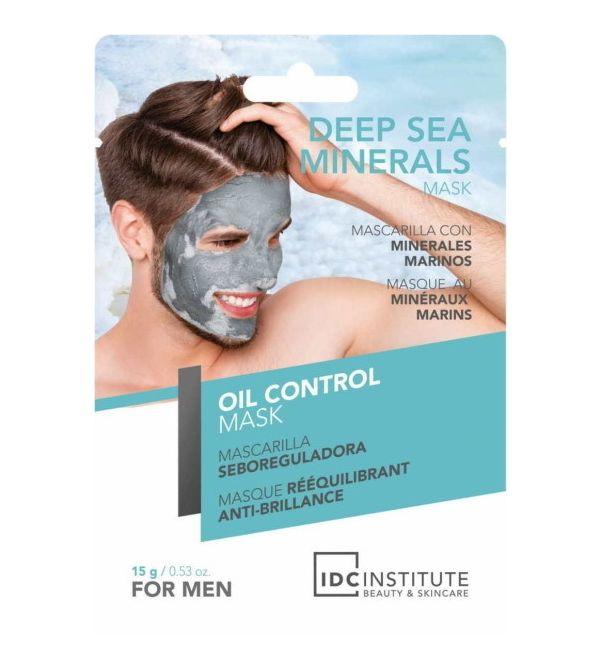 Oil Control Mask for Men | 15 ml