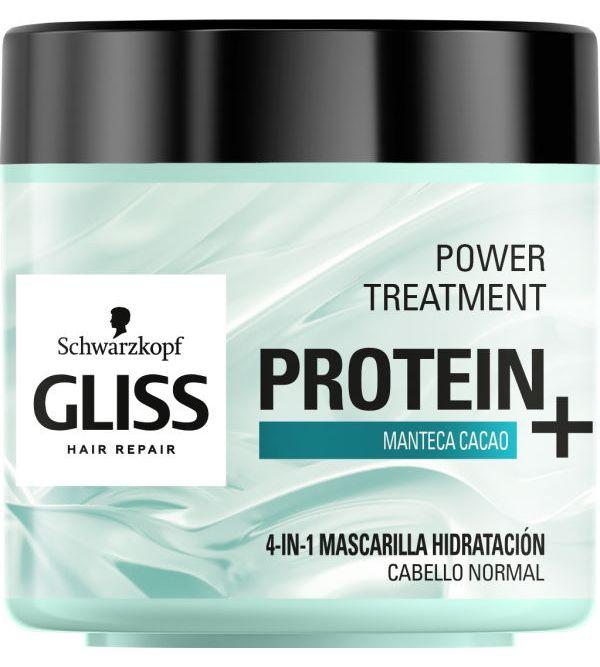 Mascarilla Power Treatment Protein Cabello Normal