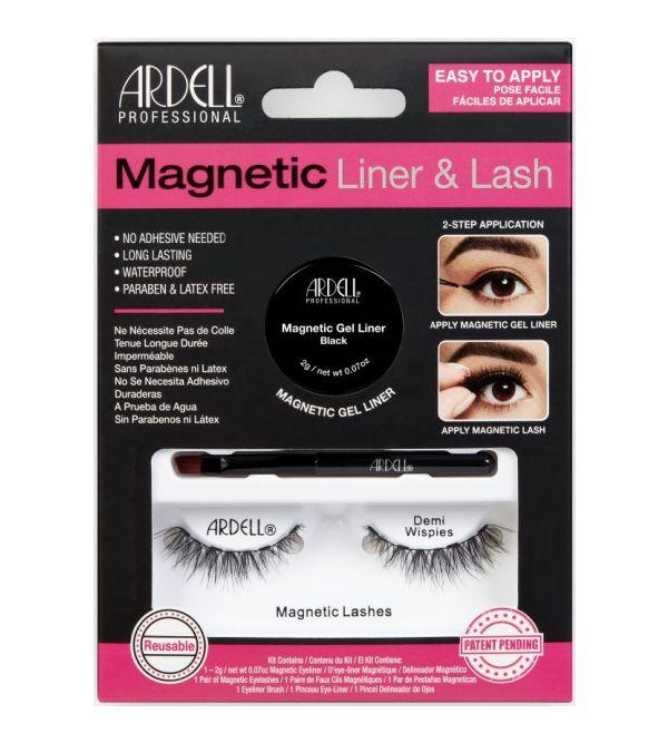 Magnetic Liner&Lash Demi Wispies
