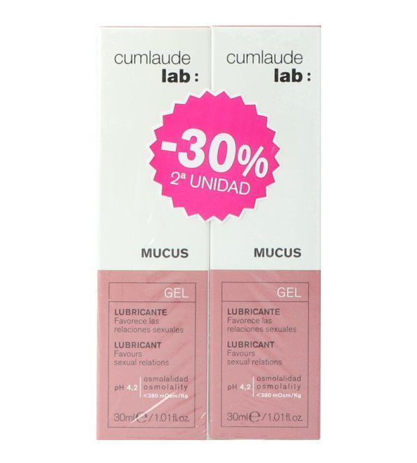 Mucus Gel Lubricante -30% en la 2ª ud
