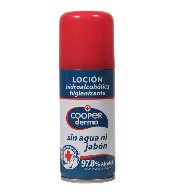 Dermo Loción Hidroalcohólica Higienizante en Spray | 100 ml