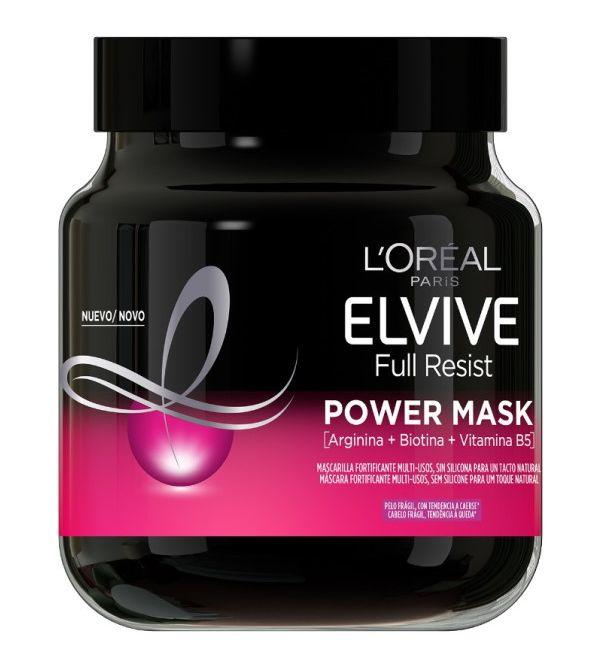 Full Resist Power Mask con Arginina Biotina y Vitamina B5   680 ml