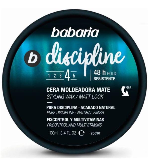 Discipline Cera Moldeadora Mate 100 ml