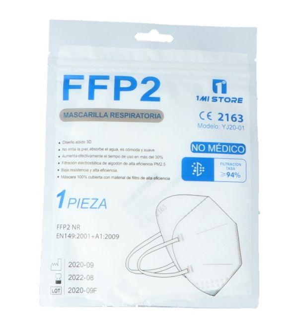 Mascarilla FFP2 | 1 uds
