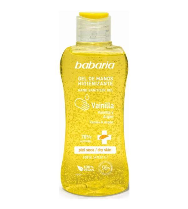 Gel de Manos Higienizante Vainilla | 100 ml