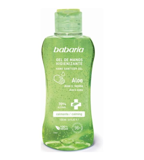 Gel de Manos Higienizante Aloe | 100 ml
