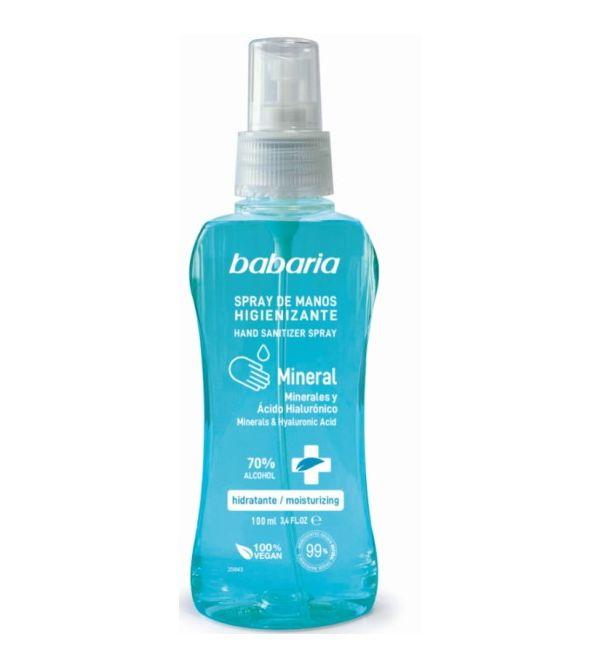 Spray de Manos Higienizante Mineral | 100 ml