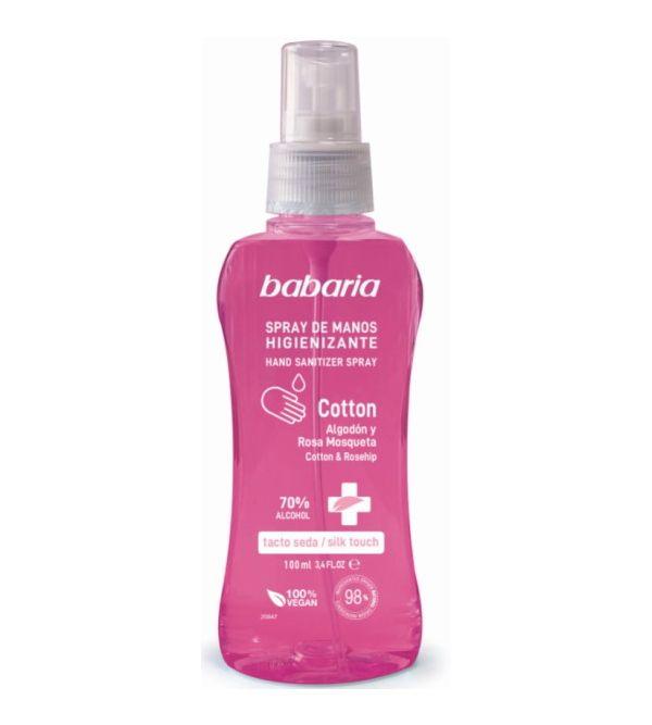 Spray de Manos Higienizante Cotton | 100 ml