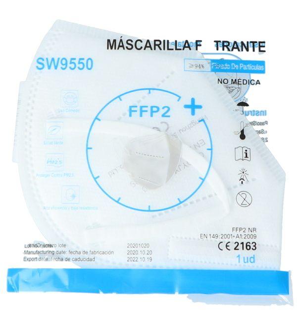 Mascarilla FFP2 Blanca | 1 uds