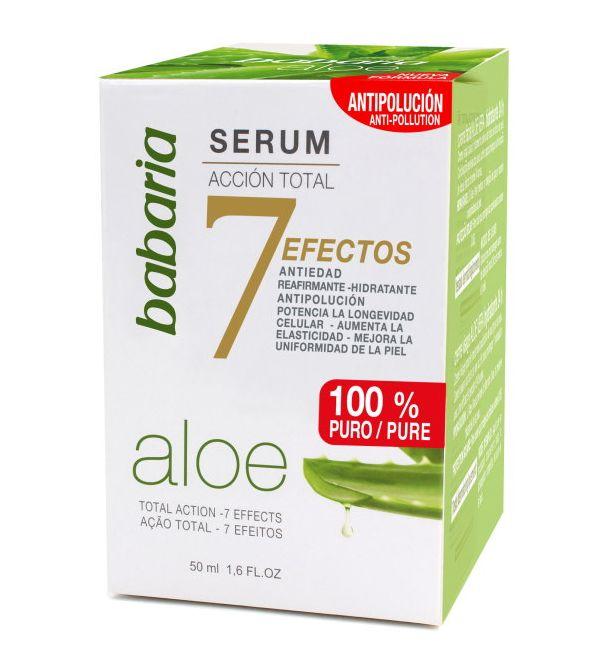Sérum Acción Total 7 Efectos Aloe