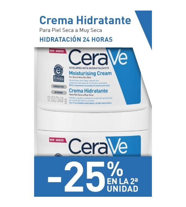 Crema Hidratante Duplo 2x340 ml