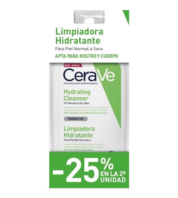Limpiadora Hidratante 2x473 ml