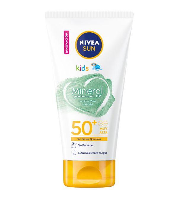 Sun Kids Mineral SPF 50 +